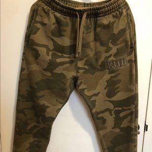 NEW kith sweatpants